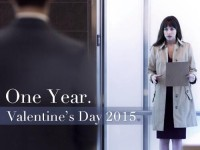 First Fifty Shades of Grey movie still released
